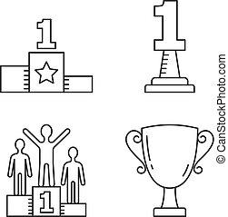 Champion Icons
