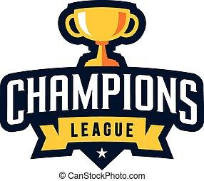 Champions emblem
