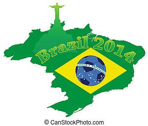 CHAMPIONSHIP world in Brazil