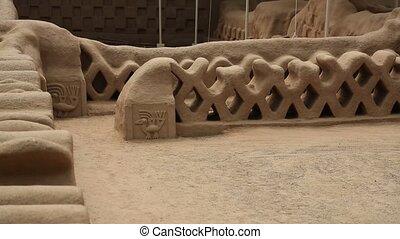 chan, templo, perú