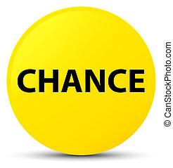 Chance yellow round button