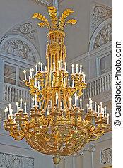 Chandelier hermitage