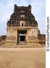 Chandrasekhara Temple. Royal Center or Royal enclosure. ...