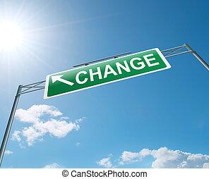 change., 時間