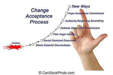 Change Acceptance Cycle