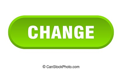 change button. change rounded green sign. change