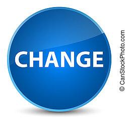 Change elegant blue round button