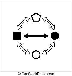Change Icon, Change