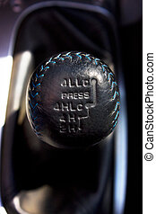 change lever to drive 4x4