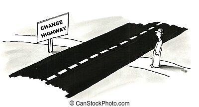 Change Management - Change Highway