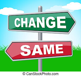 Change Same Shows Similar Ongoing A