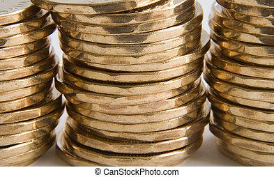 change stacks - golden color change stacks
