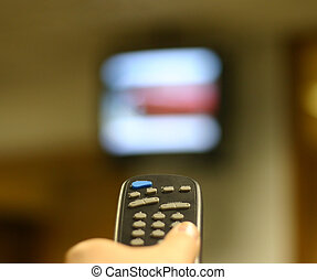 Change the Channel - Does it matter what's on? Just change...
