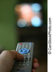 change tv channel