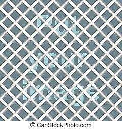 changed, résumé, couleur, rhombus., mesh(grid), eps10., céramique, shadows., élevé, seamless, sous, vecteur, (grid)., au-dessus, illustration, -, surface., être, fond, blanc, maille, boîte
