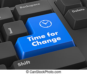 changement, temps