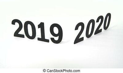 Changing Date From 2019 To 2020