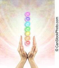 Channeling Chakra Healing Energy