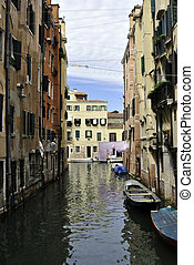 channels of Venice