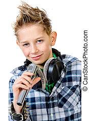 chanteur,  pop