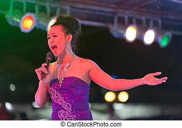 chanteur, transsexual