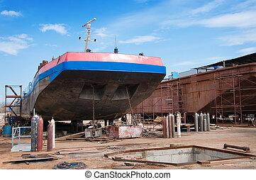 chantier naval