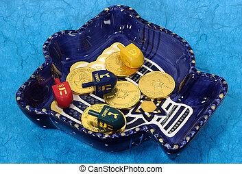 Chanukah Bowl 3