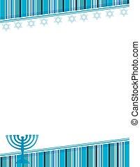 chanukah, plano de fondo, hanukkah