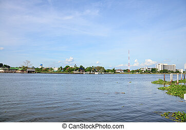 chao phraya rio