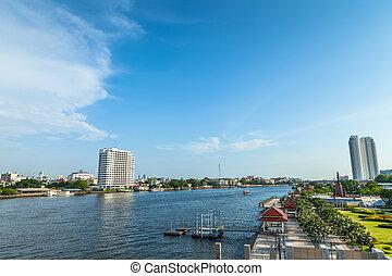 Chao Phraya River.