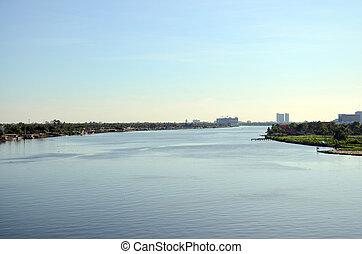 chao phraya rivière