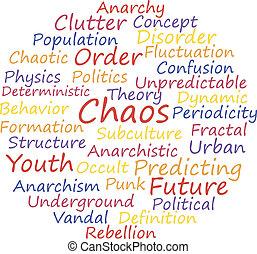 Chaos, order