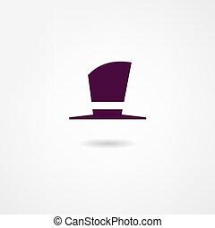 chapéu, ícone