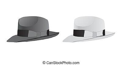 chapéu, fedora