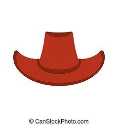 chapéu vaqueiro, ícone