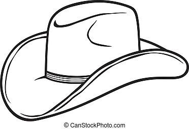 chapéu vaqueiro