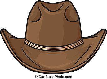 chapeau, cow-boy