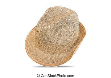 chapeau, homme