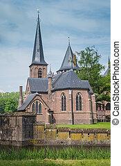 Chapel at Castle De Haar, The Netherlands