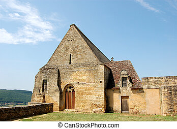 Chapel at Chateau de Beynac