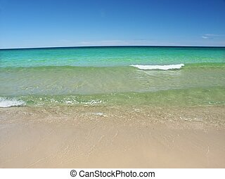 Chapel Beach - Michigan UP