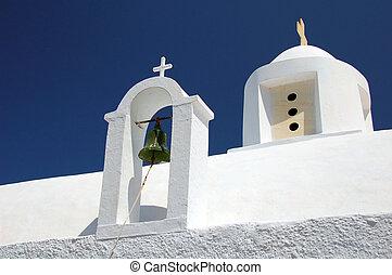 chapel detail - greek chapel detail