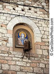 Chapel i n Assisi