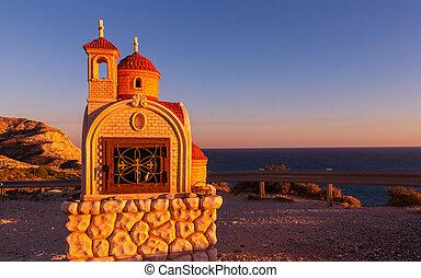 Chapel in Cyprus