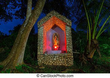Chapel in Mexico