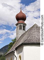 Chapel in Tyrol