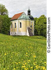 Chapel near Weltenburg