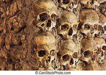 Chapel of Bones - The Chapel of Bones (Capela dos Ossos) is...
