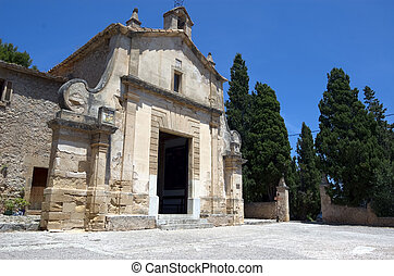 Chapel of Calvary