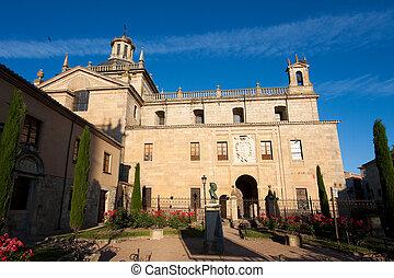 Chapel of Cerralbo, Ciudad Rodrigo, Salamanca, Spain